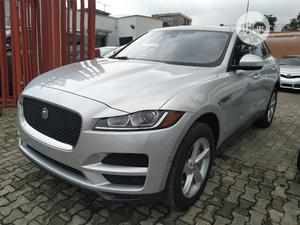 Jaguar F-Pace 2018 Silver | Cars for sale in Lagos State, Magodo