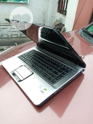 Laptop HP Pavilion Dv6T 4GB AMD HDD 250GB   Laptops & Computers for sale in Lagos State, Surulere