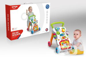 Baby Music Walker | Children's Gear & Safety for sale in Lagos State, Surulere