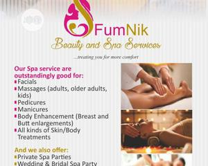 Training In Spa Service(Massages, Facials Etc) | Health & Beauty Services for sale in Lagos State, Ikeja