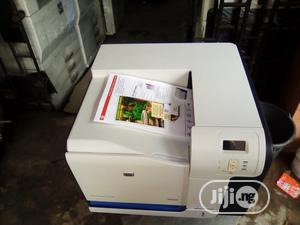 HP Colour Laserjet Cp3525dn Colour Printer   Printers & Scanners for sale in Lagos State, Surulere