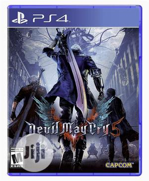PS4- Devil May Cry 5 | Video Games for sale in Lagos State, Ikeja