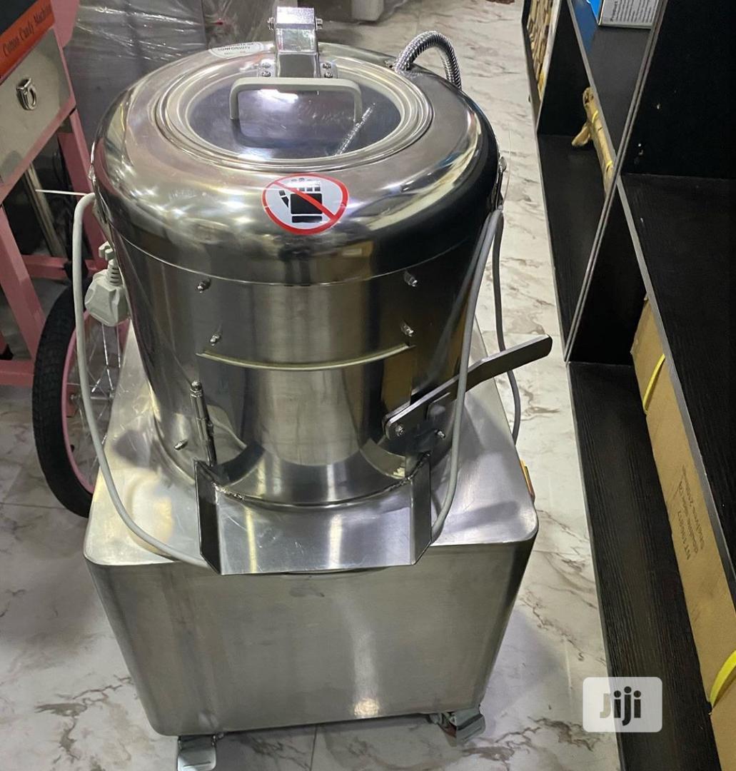 Stainless Steel Body Potato Peeler