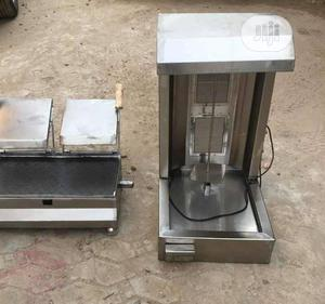 Two Burner Shawarmer Grille and Toaster | Restaurant & Catering Equipment for sale in Lagos State, Ojo