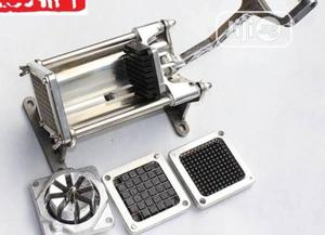 Manual Chips Food Processor Cutter | Restaurant & Catering Equipment for sale in Lagos State, Ojo