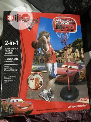2 In 1 Basket Ball Play Set | Toys for sale in Lagos State, Lagos Island (Eko)