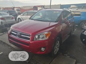 Toyota RAV4 2010 Red | Cars for sale in Lagos State, Apapa