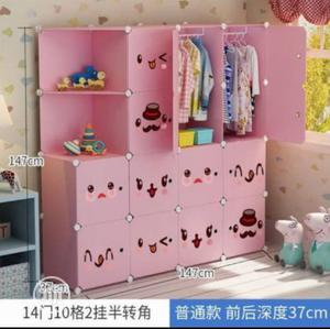 Wardrobe With Storage And Many Compartments | Children's Furniture for sale in Lagos State, Lagos Island (Eko)