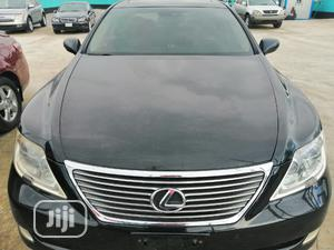 Lexus LS 2006 430 Black   Cars for sale in Rivers State, Port-Harcourt