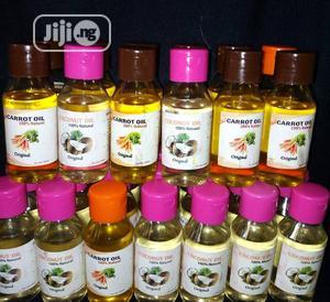 Organic Carrot Oil | Skin Care for sale in Akwa Ibom State, Uyo