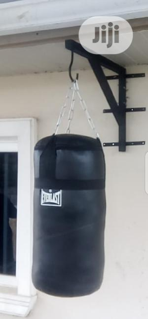 Everlast Punch Bag With Hanger | Sports Equipment for sale in Lagos State, Surulere