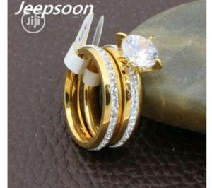 Crystal Rings | Wedding Wear & Accessories for sale in Lagos State, Surulere