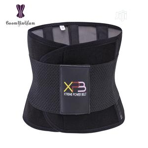 Unisex Xtreme Power Belt Shaper Waist Trainer / Support | Sports Equipment for sale in Lagos State, Agege