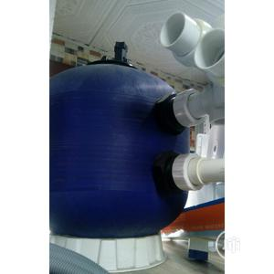 18inch Swimming Pool Sand Filter   Sports Equipment for sale in Lagos State, Orile