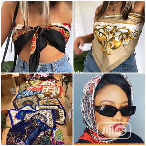 Vintage Scarfs Available For Wholesale/Retail | Clothing Accessories for sale in Lagos State, Ikeja
