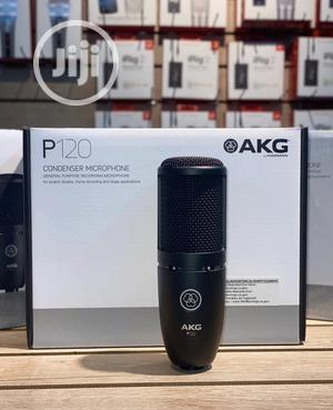 AKG P120 General Purpose Recording Microphone | Audio & Music Equipment for sale in Lagos State, Surulere