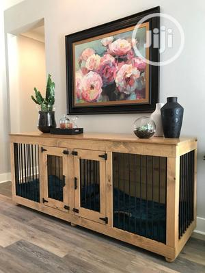 Dog Cage Furniture | Pet's Accessories for sale in Abuja (FCT) State, Wuse 2