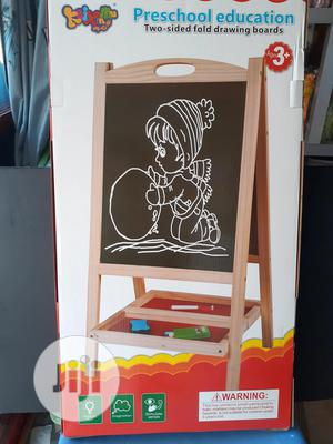 Two-Sided Standing Writing Board for Children - Medium Size | Toys for sale in Lagos State, Ikoyi