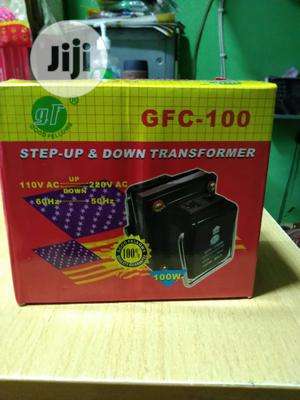 High Quality Gfc 100w Stepup And Stepdown Transformer | Electrical Equipment for sale in Lagos State, Ojo