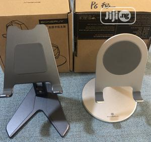 iPhone Stand/Smart Phone Holder/Metal Phone Holder | Accessories for Mobile Phones & Tablets for sale in Lagos State, Ikeja