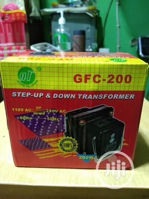 200w Good Fellows Stepup And Stepdown Transformer | Electrical Equipment for sale in Lagos State, Ojo
