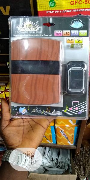 Original Wireless Digital Remote Control Formica Doorbell | Home Appliances for sale in Lagos State, Ojo