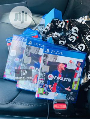 Playstation 4 FIFA 21 | Video Games for sale in Imo State, Owerri
