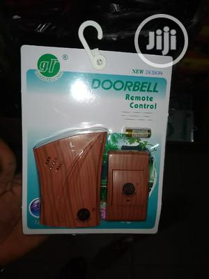 Wireless Remote Control Doorbell Woodin Design | Home Appliances for sale in Lagos State, Ojo