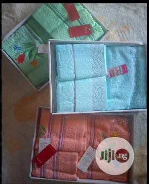 Baby Towel Set   Baby & Child Care for sale in Lagos State, Surulere