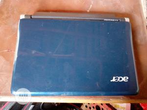 Laptop Acer Aspire 1 1GB Intel Atom HDD 160GB   Laptops & Computers for sale in Enugu State, Aninri