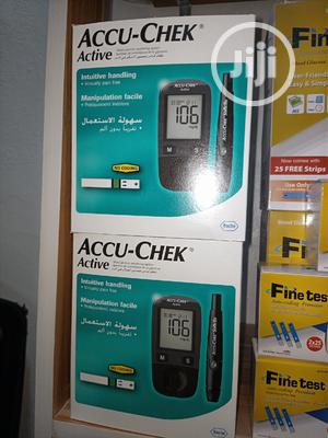 Glucometer Machine And Strip .   Medical Supplies & Equipment for sale in Lagos State, Lagos Island (Eko)