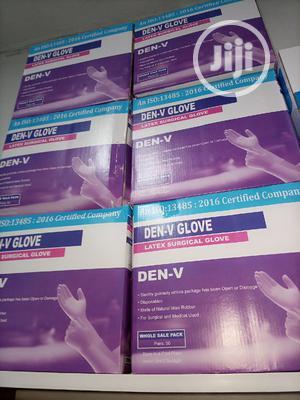 Surgical Latex Glove | Medical Supplies & Equipment for sale in Lagos State, Lagos Island (Eko)