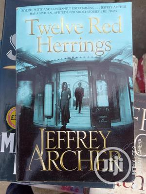 Twelve Red Herring By Jeffrey Archer   Books & Games for sale in Lagos State, Yaba