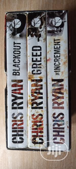 Chris Ryan Collection   Books & Games for sale in Lagos State, Yaba