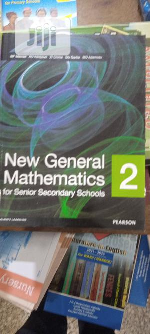 New General Mathematics for Ss2   Books & Games for sale in Lagos State, Yaba