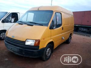 Ford Transit 2002 Yellow Petro Engine | Buses & Microbuses for sale in Lagos State, Apapa