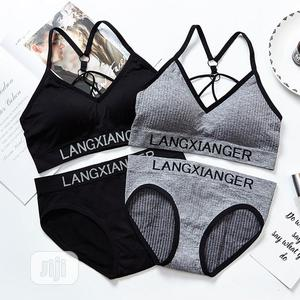 Pant And Bra Set   Clothing Accessories for sale in Lagos State, Amuwo-Odofin