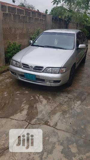 Nissan Primera 2000 2.0 D Wagon Silver   Cars for sale in Ondo State, Akure