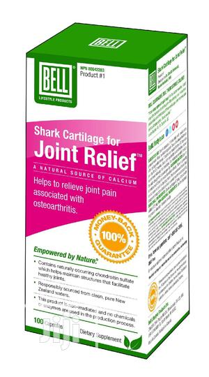 Bell Shark Cartilage for Joint Relief and Arthritis | Vitamins & Supplements for sale in Lagos State, Surulere