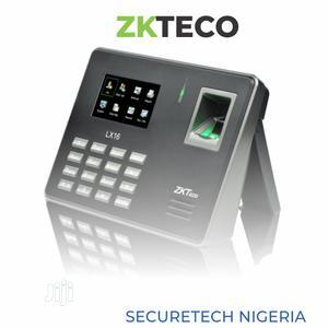 Zkteco Lx17 Biometric Fingerprint Time Attendance Machine | Safetywear & Equipment for sale in Lagos State, Lagos Island (Eko)