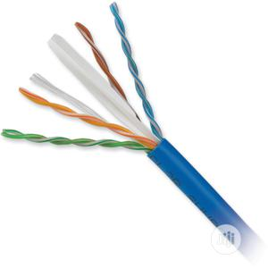 Cat 6plus- LAN Cable Carton Color | Accessories & Supplies for Electronics for sale in Rivers State, Port-Harcourt