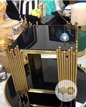 Sets of Centre Table and Side Stools | Furniture for sale in Lagos State, Ojo