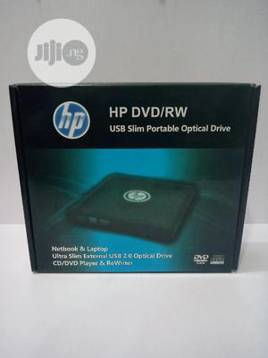 HP External DVD Writer USB 2.0 Optical Drive | Computer Hardware for sale in Lagos State, Ikeja