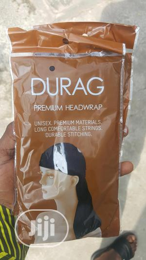 Silky Durags (Black) | Clothing Accessories for sale in Lagos State, Lekki