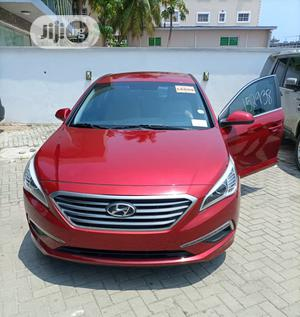 Hyundai Sonata 2015 Red | Cars for sale in Lagos State, Ikoyi