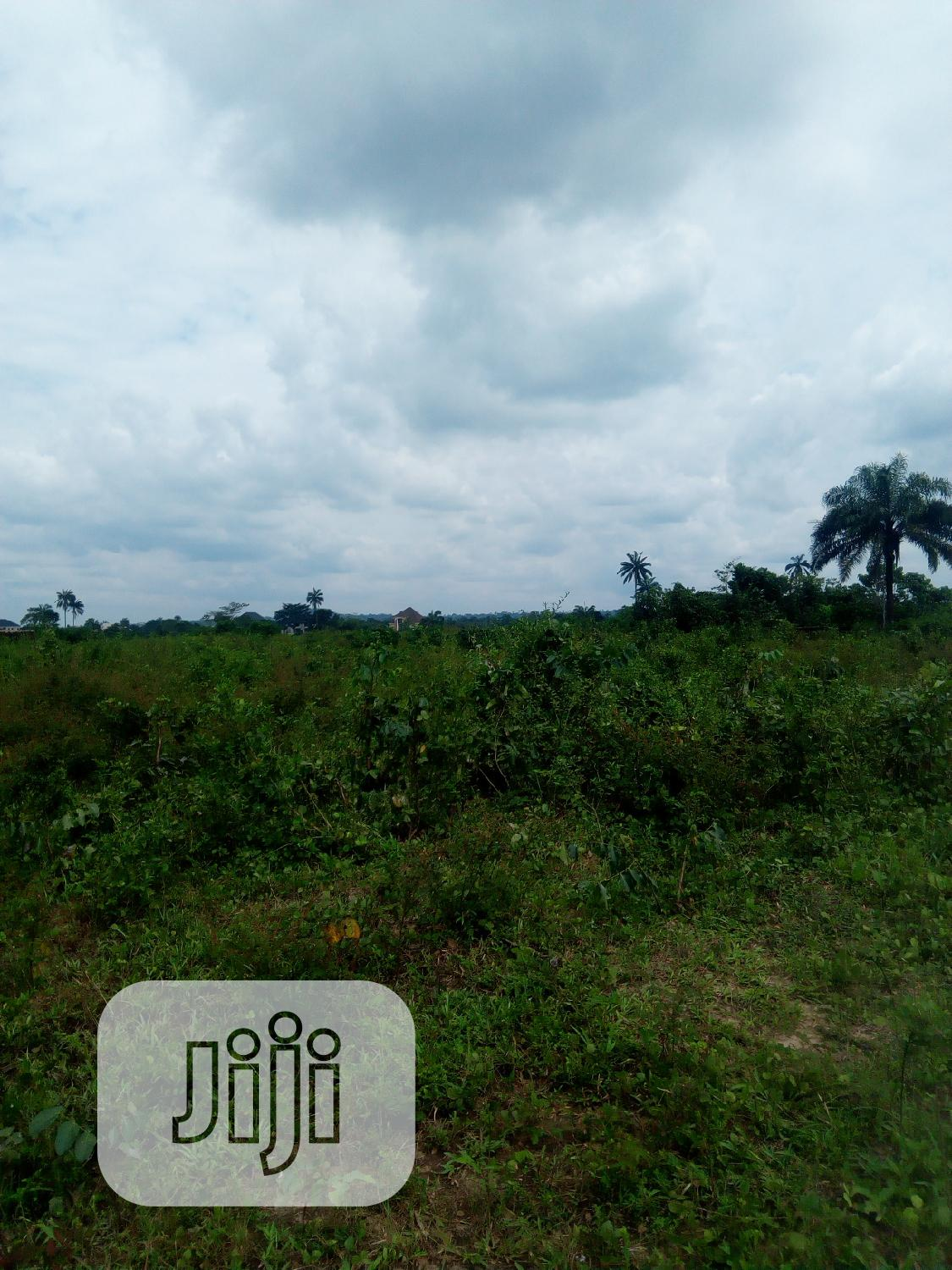 One Plot of Land for Sale at the Back of Star Gate Hotel | Land & Plots For Sale for sale in Awka, Anambra State, Nigeria