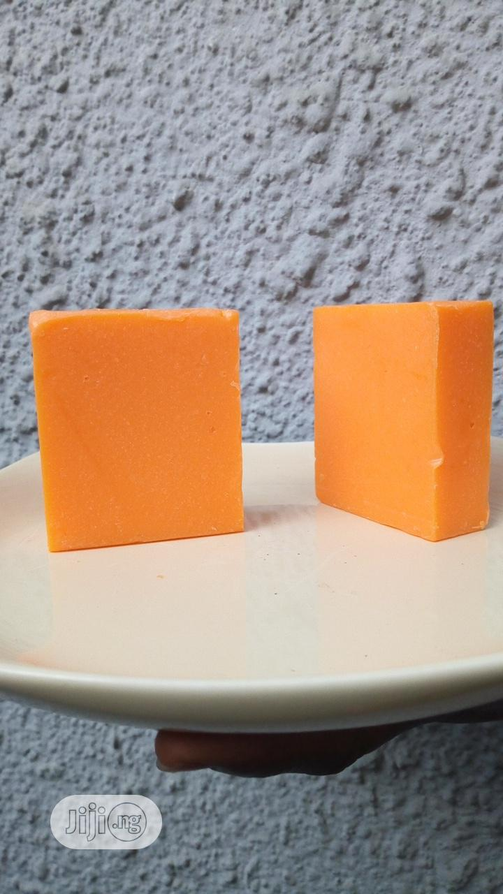 Archive: Natural Lightening Soap