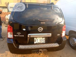 Nissan Pathfinder 2005 Black | Cars for sale in Lagos State, Ikorodu