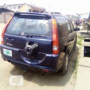 Honda CR-V 2005 Blue | Cars for sale in Lagos State, Amuwo-Odofin
