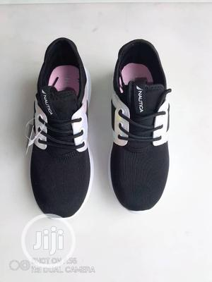 Nautica Black And White Sneakers | Children's Shoes for sale in Lagos State, Lagos Island (Eko)